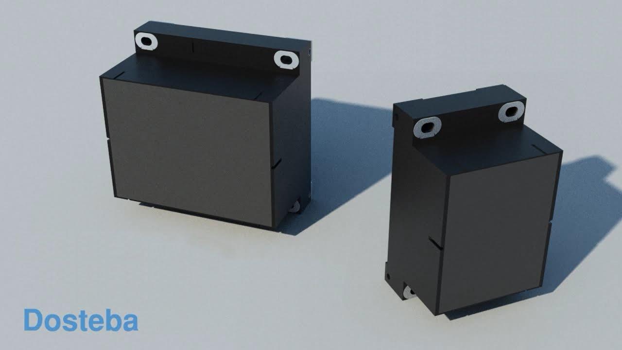 dosteba consoles pour charges lourdes slk alu tr tq