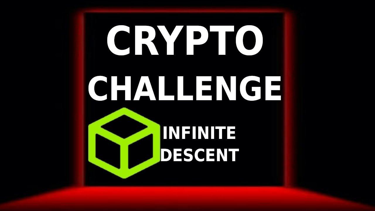 Infinite Descent !! hackthebox (Crypto Challenge!)
