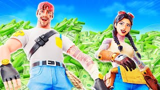 COMMENT devenir RICHE sur FORTNITE