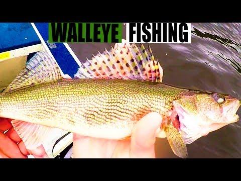 Lake Wisconsin - Fall Walleye Fishing [Wisconsin River]