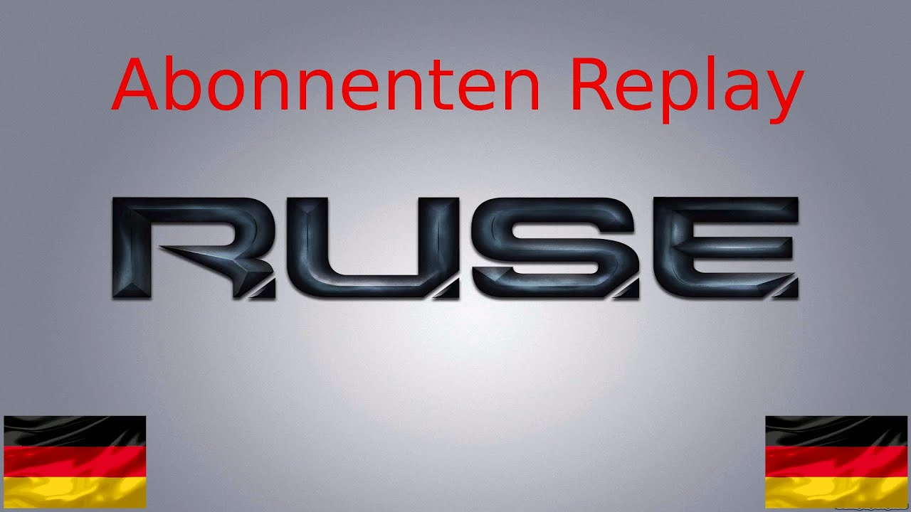 replay deutsch