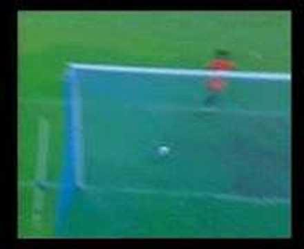 Gol Julio Lopez