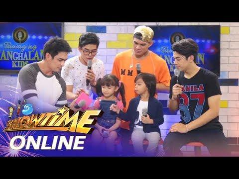 It's Showtime Online: Heart and Bingo on 'Kyutanungan'