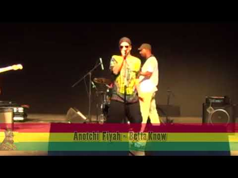 Anotchi Fyiah Reagge Fest 2017 South Bend Indiana