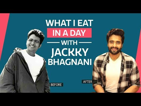 What I Eat In A Day with Jackky Bhagnani    S01E21   Bollywood   Pinkvilla   Fashion