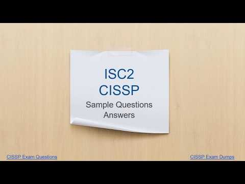 isc2-certified-information-systems-security-professional-cissp-exam-questions