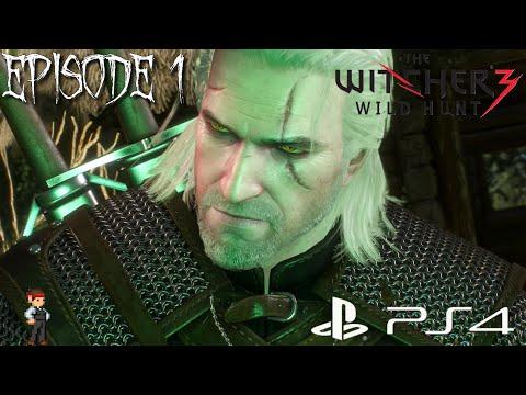 [FR-PS4] Gameplay : The Witcher 3 - Episode 1 : Contrat du démon dans le puits