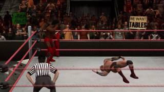 SvR 2010 Backlash PPV: 6 Man Elimination Tag Part 7/13