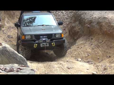Isuzu Pickup 1 Uwharrie Oct 2012