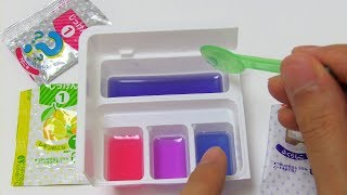 Jikken Neruneru Renewal Diy Candy Experiment