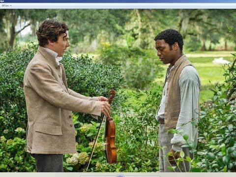 TWELVE YEARS A SLAVE Brad Pitt , Michael Fassbender  Trailer & Filmclips german deutsch HD