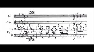 Igor Stravinsky  - Symphonies of Wind instruments With score