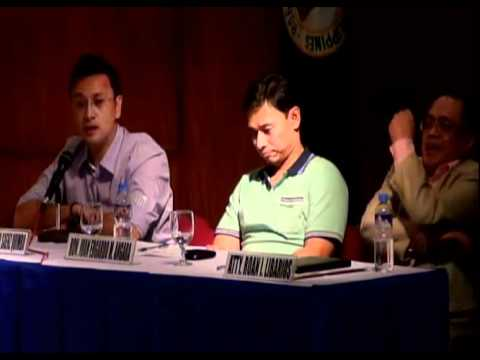 Impeachment: Law and Politics - Rep. Miro Quimbo