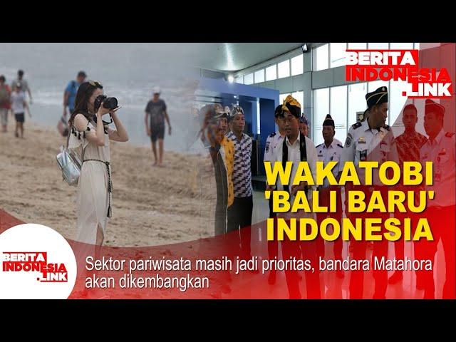 Wakatobi 'Bali Baru' Indonesia !