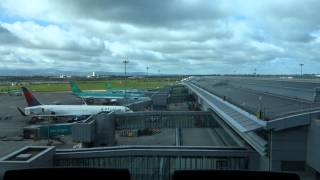 Dublin Airport Terminal 2 - The Slaney Bar - Guinness, Slaney Lager, Jameson Irish Whiskey & Runways