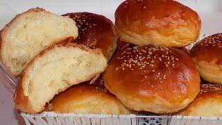 خبز بالحليب لفطور الصباح رااائع