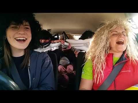 Bish Bash 2017 - The Bish Staff do Carpool Karaoke