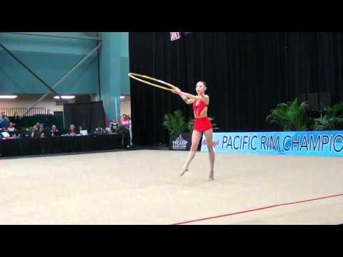 Linyi Peng - Hoop Finals - 2012 Kellogg