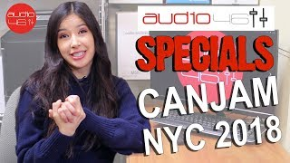 CANJAM New York SPECIALS at AUDIO46. NYC 2018