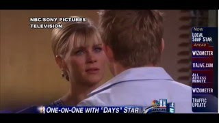 Chandler Massey talks about his role as Will Horton (Jul 2012)