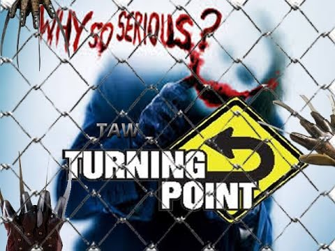 TAW PPV Event: Turning Point 12/22/14 Part 1 WWE2K14