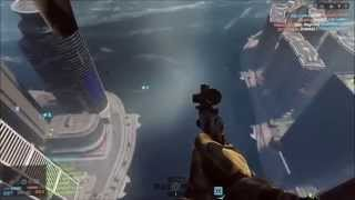 BF4 Do ya feel lucky ? 44 Magnum Pilot Headshot !!