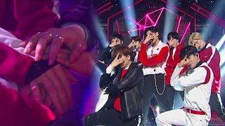 《POWERFUL》 GOT7(갓세븐) - Look @인기가요 Inkigayo 20180401 Video