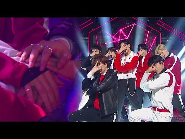 《POWERFUL》 GOT7(갓세븐) - Look @인기가요 Inkigayo 20180401