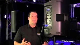 TURBOSOUND iQ Series - Configuring Input Selection