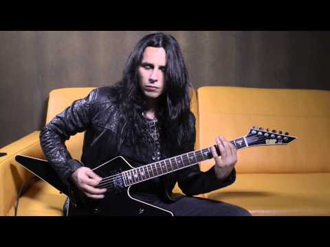Guitar Lesson: Gus G - Palm-muting and dynamics