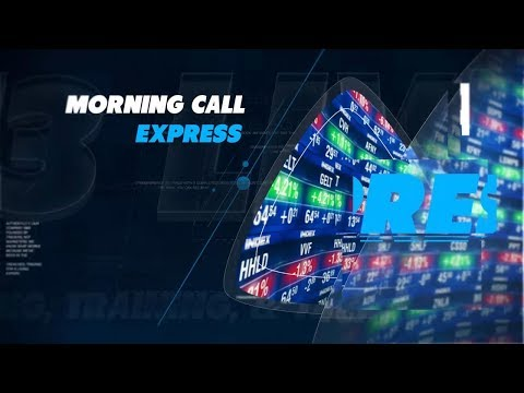 MAR-16-18 - Kurt Capra - Morning Call Express - Quiet Markets But TGIF
