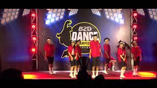 Star Squad Crew, B2D Dance Championship s2