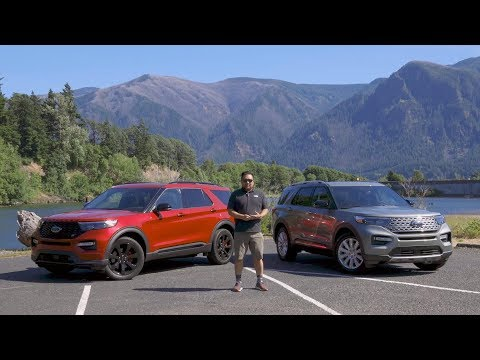 2020 Ford Explorer Review | What's New with the Ford Explorer | Cars.com
