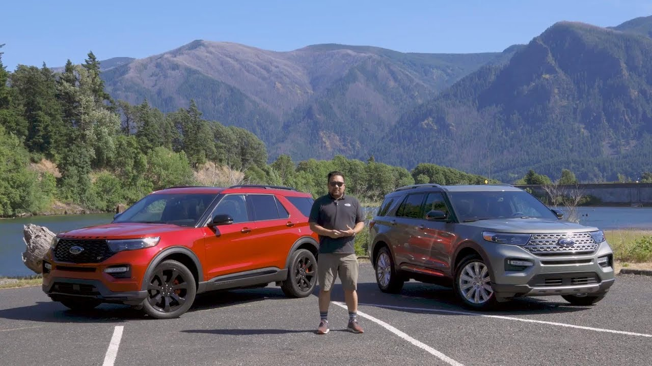 2020 Ford Explorer: First Drive – Cars.com