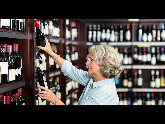 Aging and Alcohol: How Much Is Too Much?
