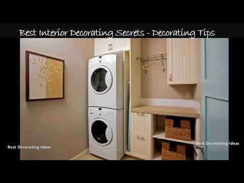 Bathroom design with washer and dryer modern washroom showering area design picture youtube for Washer and dryer in bathroom designs