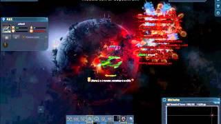 Darkorbit GG Tunnel Of Terror Gate Full Part 1