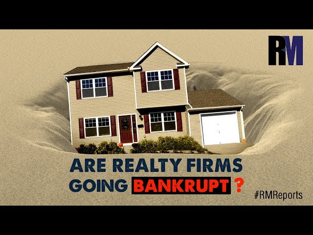 Are Realty firms going Bankrupt? | Weekly Round-Up | RealtyMyths