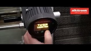 Use of the alkitronic®️ EFCip R in the maintenance of a plate heat exchanger