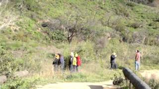 Mountain Rescue - Bee Canyon - Granada Hills, Ca - Feb. 21, 2011 - Pt. 1 Of 3