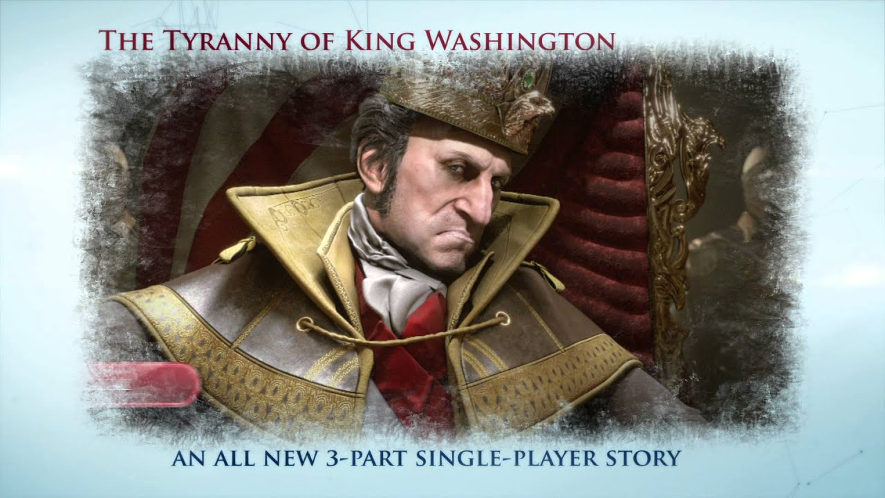 Assassin's Creed 3 – The official Season Pass Trailer [UK]