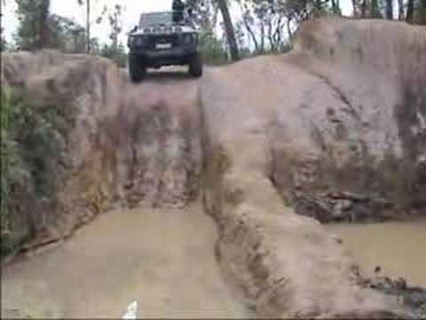 4 X 4 >> Nissan Patrol Gunshot Creek Cape York 4x4 - YouTube