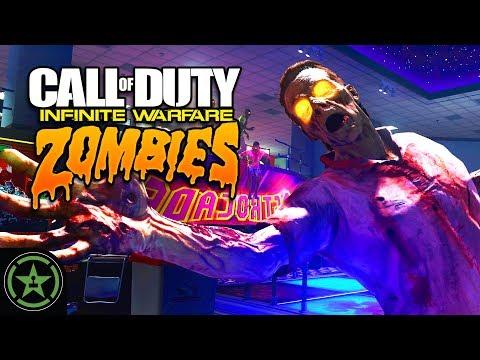 Call of Duty: Infinite Warfare - Zombies - AH Live Stream