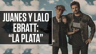 """Juanes y Lalo Ebratt presentan """"La Plata"""": Un vallenato 2035   Shock"""