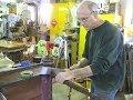 Repairing an Antique Desk's Broken Leg - Thomas Johnson Antique Furniture Restoration