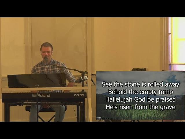 Caledonia Congregational Church Live Stream - July 4, 2021