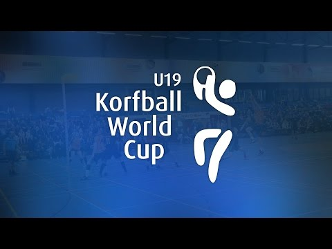 Netherlands - Chinese Taipei (Final U19 Korfball World Cup 2017) + Prize Ceremony