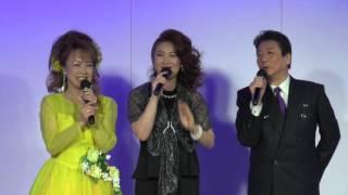 今が旬の歌手の皆さんの歌謡ライブ形式ステージです。 出演・川島一成、...