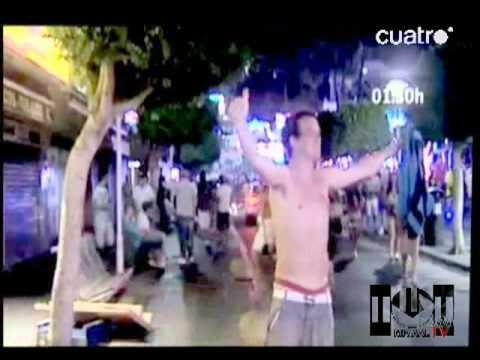 """MICAAL-TV """"Reportaje de Cuatro, sobre Punta Ballena"""""""