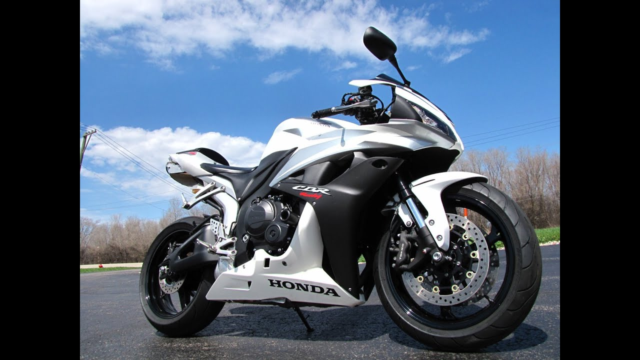 2007 Honda Cbr600rr Us03119x Youtube